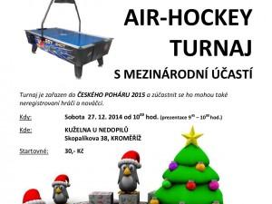 Pozvánka – turnaj Kroměříž, 27.12.2014