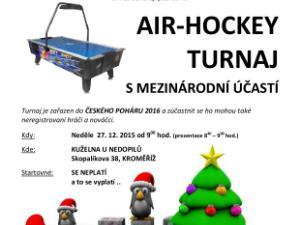 Pozvánka – turnaj Kroměříž, 27.12.2015