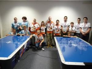Výsledky – mistrovství ČR 2018, Brno